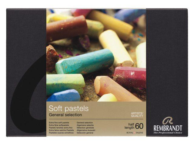 Rembrandt Softpastels basisset 300C60.5