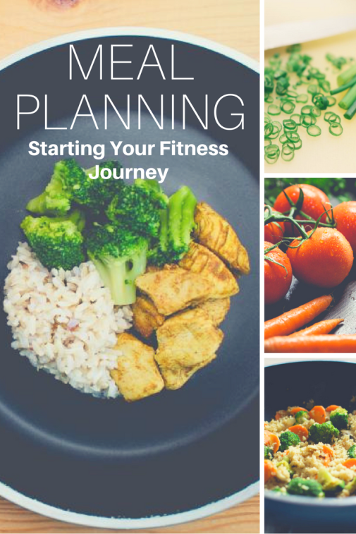 Meal Planning Starting Your Fitness Journey