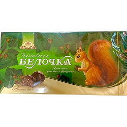 Belochka chocolates
