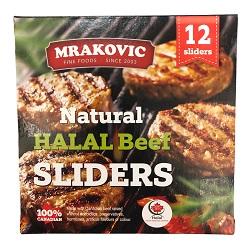 Beef Mini Burgers-Sliders