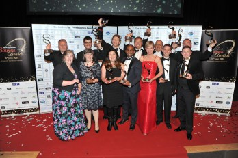 Angela Spang wins Best New Business for JUNE MEDICAL 2015