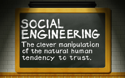 Don't Be a Victim of Social Engineering