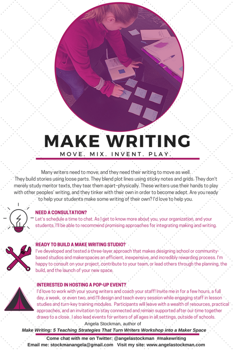 Make Writing- Consulting Services