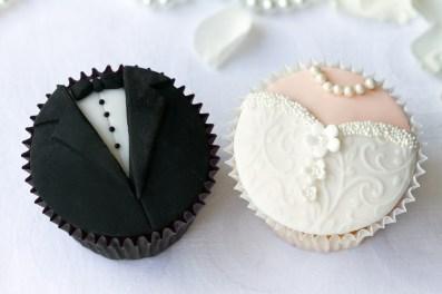 Cupcake favours