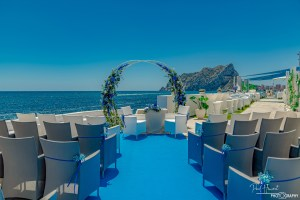 The Exclusive Seafront Wedding Venue Spain