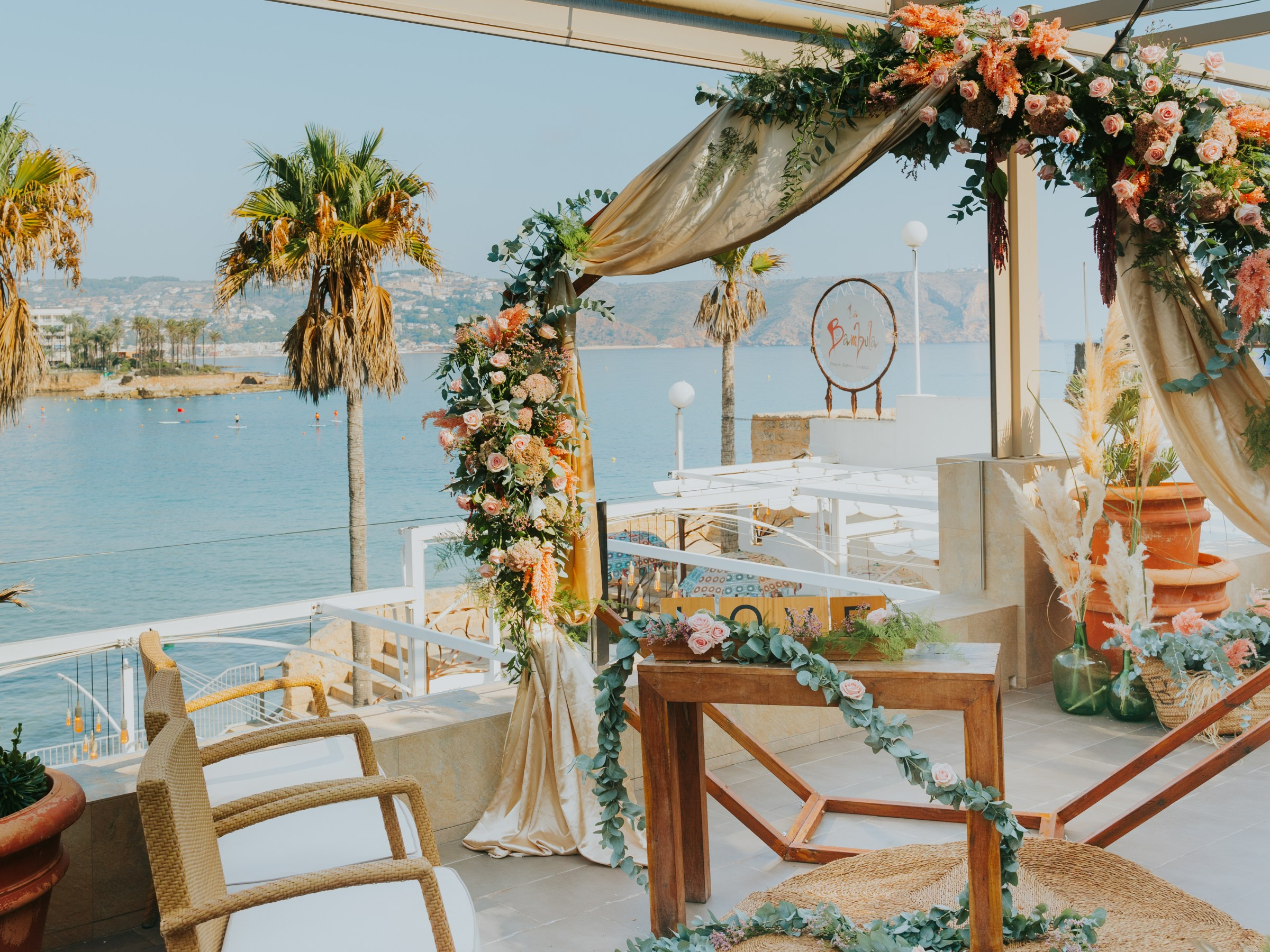 Seaside Wedding Venue Javea