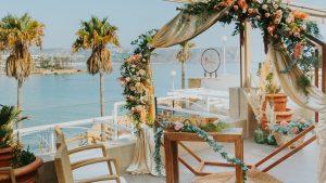 Seafront Wedding Venue, Javea, Costa Blanca, Spain