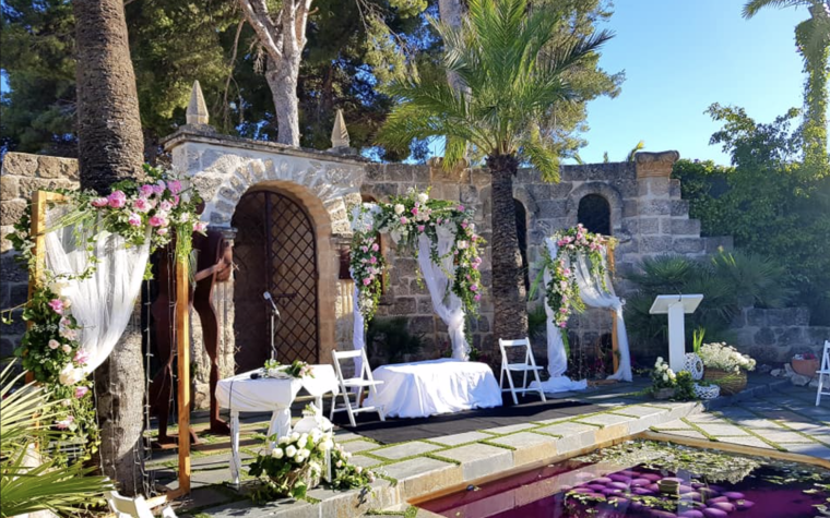 Countryside & Rustic Wedding Venue Costa Blanca Spain