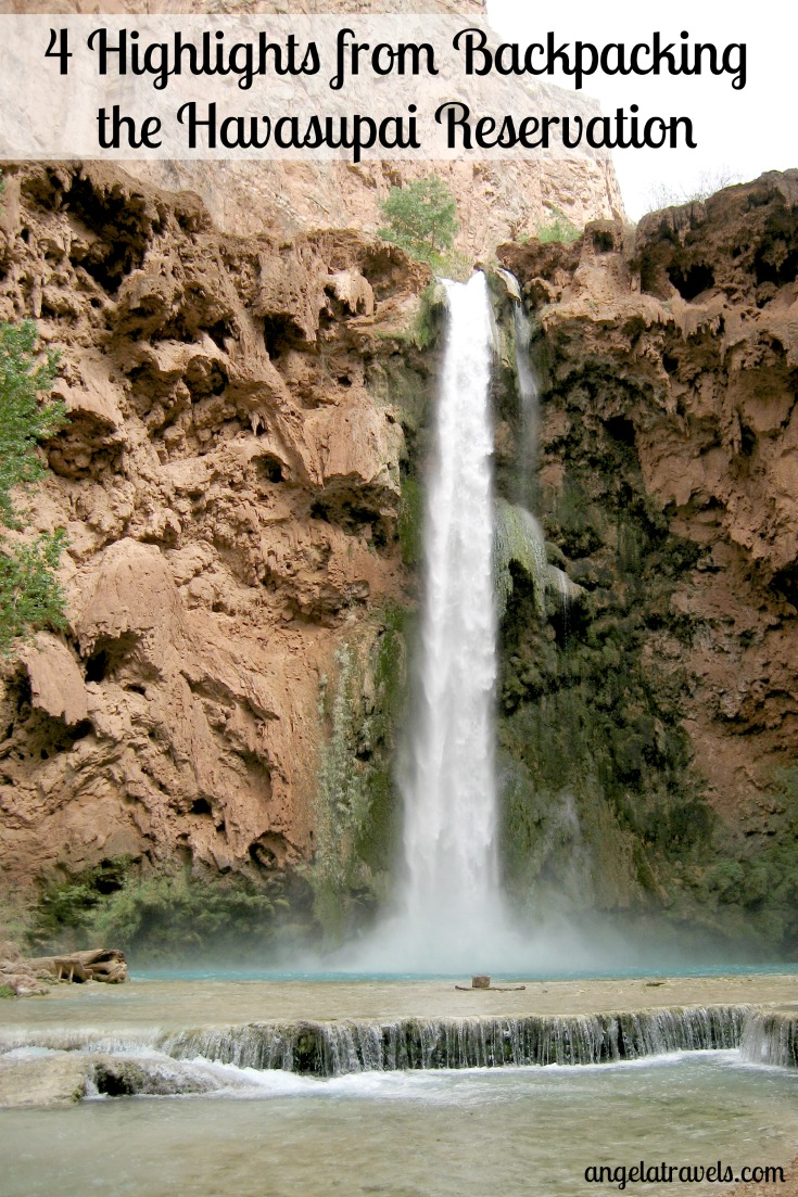 4 Highlights from Backpacking the Havasupai Reservation