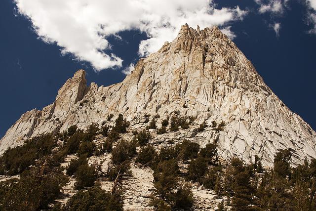 cathedral peak