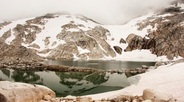isloation lake, enchantments