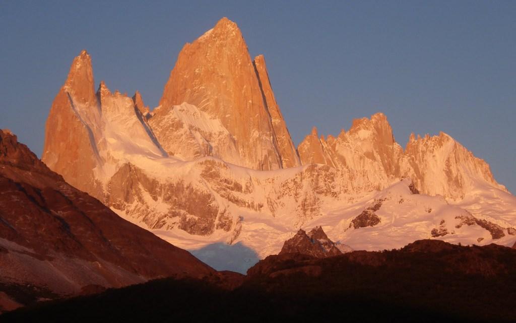 Fitz Roy and Cerro Torre