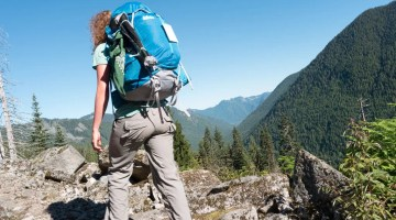 women in the outdoors