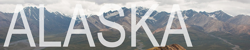 a banner that links to alaska blog posts