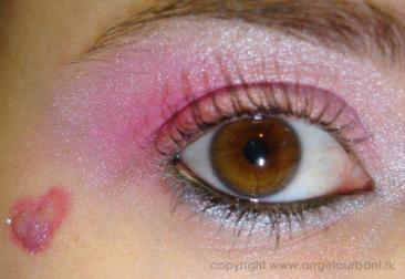 Be my Valentine by *AngyMakeUp* http://www.angelaurbani.it/be_my_valentine.asp