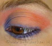 Tutorial trucco Coral Bay by *AngyMakeUp* guardalo su www.angelaurbani.it/coral_bay.asp