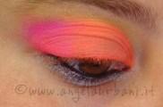 Tutorial trucco Tropical Flamingo by *AngyMakeUp* Segui tutti i passi per realizzarlo qui: http://angelaurbani.it/tropical_flamingo.asp