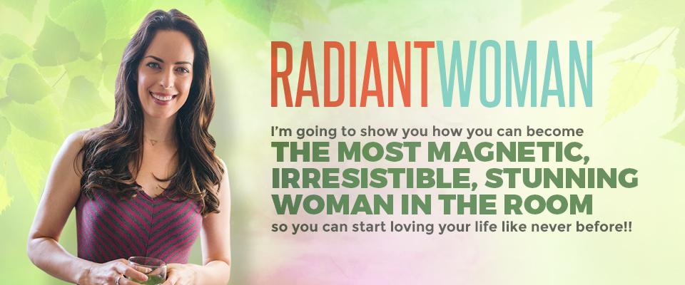 Radiant Woman Program - Angela Watson Robertson