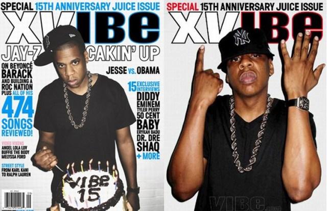 Jay-Z-Vibe