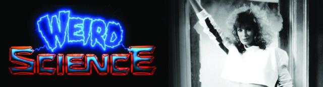 Weird Science Banner
