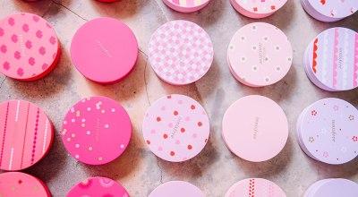 【底妝】春日粉紅風暴~innisfree我的粉餅,我做主!粉漾戀彩限定