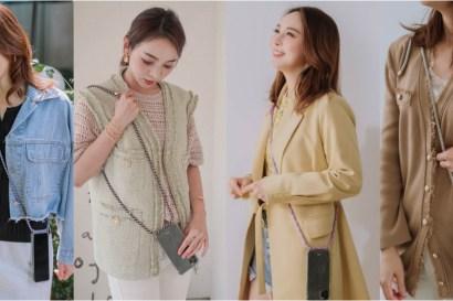 【團購】解放雙手,時尚與便利可以兼具!韓國Arno高質感編繩背帶防摔透明手機殼