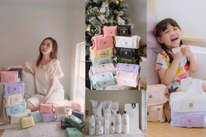【生活】韓國ENBLANC極柔純水濕紙巾~完全美哭了的網美濕紙巾!