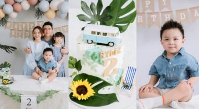 【慶生】Ryder老闆的二歲生日趴&父親節快樂!!!