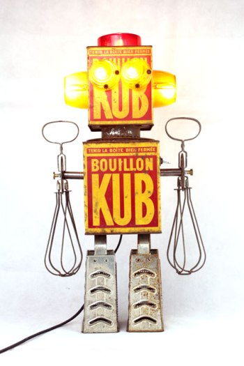 Robot KUB