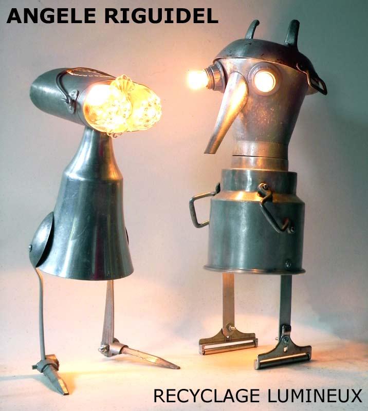 sculptures personnages, versoir, café, gamelle, cuisine, gamelles en aluminium