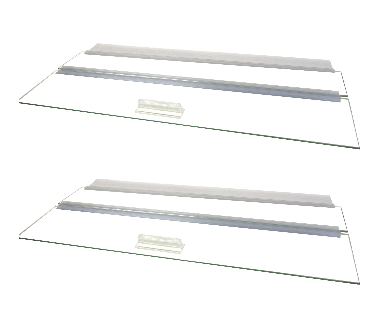 Aquarium Masters Glass Canopy 36 X 18