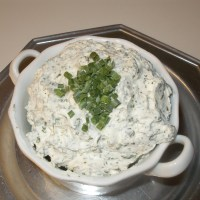 herbal cheese spread