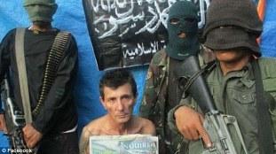 Australian hostage Warren Rodwell