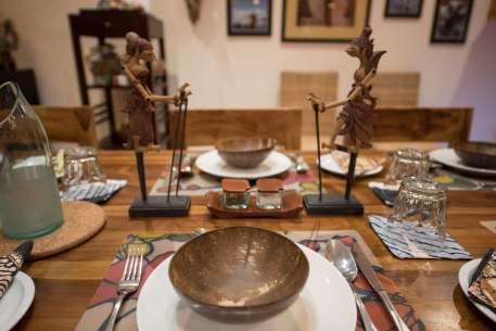 Angel House Ubud coconut bowls