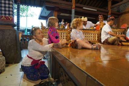Guest cultural activities