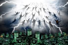Doctrine Rapture aka Taken harpázō gather caught up save taken out of