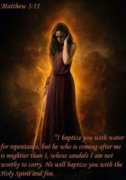 baptize repentance