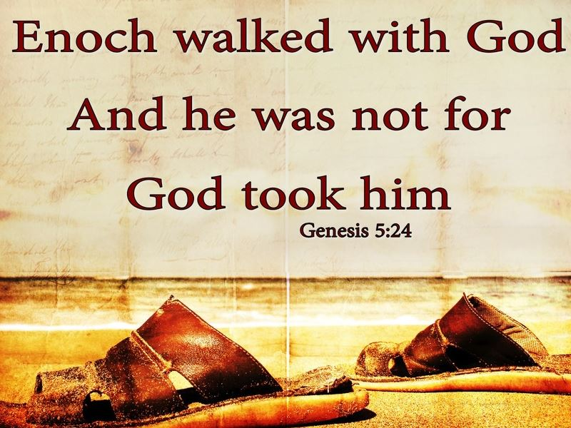The book of Enoch Chapter 15 God speaks to Enoch #FSBT