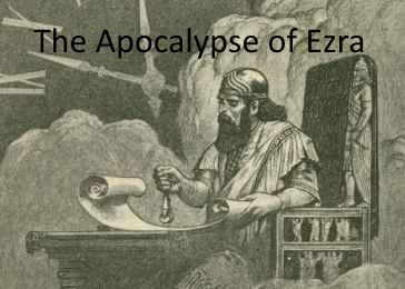 The book of The Apocalypse of Ezra Chapter 4 Uriel came and answer #FSBT