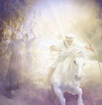 End times Armageddon Saints judgement