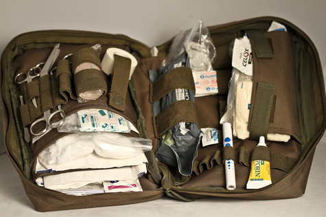 How to build a trauma kit
