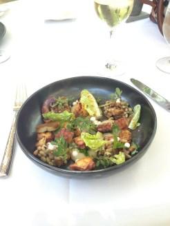 Octopus Salad, Domaine Chandon– Napa, CA