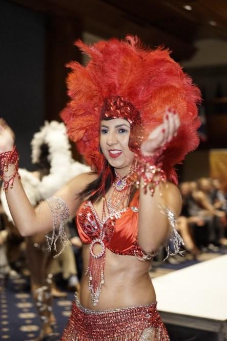 Girl Samba in WashingtonDC