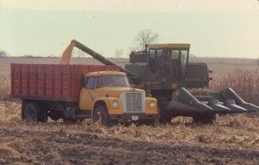 grain truck
