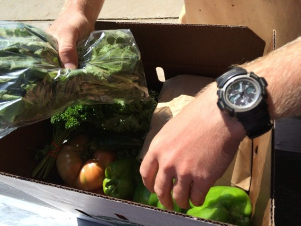 artisanal box from Your very Own Farm