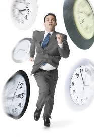 наперегонки со временем