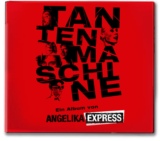 Tantenmaschine CD Edition