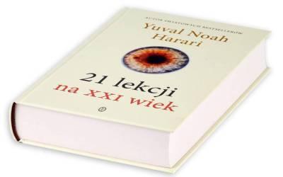 21 lekcji na XXI w. lekturą obowiązkową