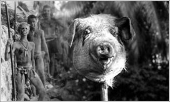 el-senor-de-las-moscas-pelicula-cerdo