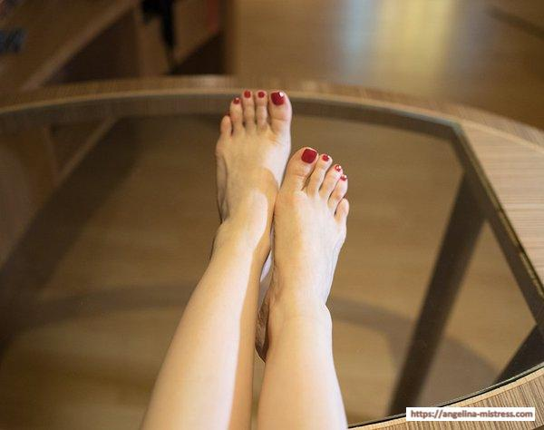 Foot Gallery - Lady Angelina - Mistress Paris-4290